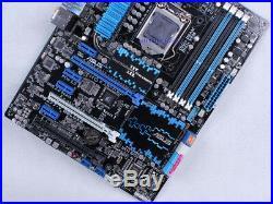 ASUS P8Z77-V DELUXE Intel Z77 Motherboard LGA 1155/Socket H2 DDR3