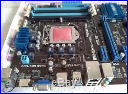 ASUS P8Z77-V LX2 ATX Motherboard LGA 1155 Intel Z77 DDR3 USB3.0 PCI-E 3.0 100%OK