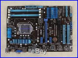 ASUS P8Z77-V LX2 Motherboard Intel Z77 LGA 1155/Socket H2 DDR3