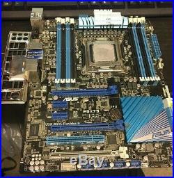 ASUS P9X79 Intel LGA 2011 X79 6Gb/s USB 3.0 DDR3 ATX Motherboard WithE5-2620