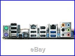 ASUS P9X79 WS Socket R LGA 2011 DDR3 Intel Z77 SATA3 USB 3.0 ATX Motherboard