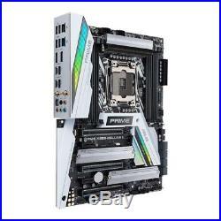 ASUS PRIME X299-DELUXE II Intel LGA 2066 X299 ATX Desktop Motherboard A