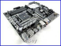 ASUS PRIME X370-PRO AMD Ryzen AM4 AMD Motherboard #13416
