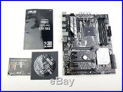 ASUS PRIME X370-PRO AMD Ryzen AM4 AMD Motherboard #13642