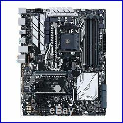 ASUS PRIME X370-PRO AMD X370 S AM4 DDR4 SATA3 ATX Motherboard mainboard