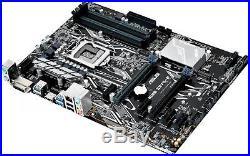 ASUS PRIME Z270-P Motherboard ATX Maining BTC PCI Express LG1151 DDR4 8-video c