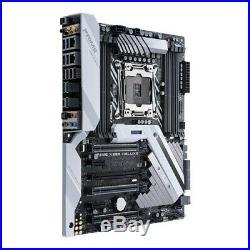 ASUS Prime X299-Deluxe Intel LGA 2066 DDR4 M. 2 ATX Desktop Motherboard A