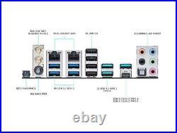 ASUS Prime X299-Deluxe LGA2066 Intel X299 SATA 6Gb/s USB3.1 ATX Motherboard USED