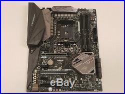 ASUS ROG CROSSHAIR VI HERO AMD AM4 X370 ATX Motherboard