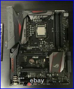 ASUS ROG MAXIMUS VIII HERO ALPHA Gaming Motherboard Socket 1151 i7 6700k