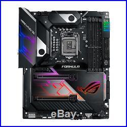 ASUS ROG MAXIMUS XI FORMULA Motherboard, Socket 1151, Z390, DDR4, S-ATA 600, ATX