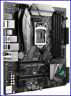 ASUS ROG STRIX Z370-G 1151 DDR4 S-ATA 600 Micro ATX Gaming Socket motherboard