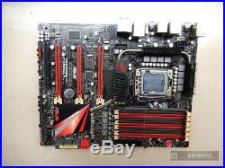 ASUS Rampage III Formula R3F Motherboard LGA 1366 Intel X58 SATAIII USB3.0