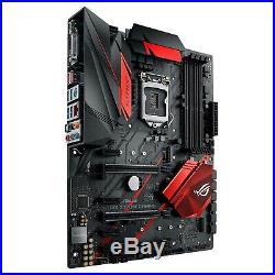 ASUS Rog STRIX Z370-h Gaming Motherboard Intel Z370 1151 ATX 4 Ddr4 Xfire/sli