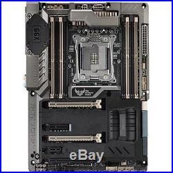 ASUS SABERTOOTH X99 LGA 2011-v3 Intel X99 PCI-E SATA 6Gb/s USB ATX Motherboard