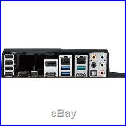 ASUS SABERTOOTH Z170 MARK 1 LGA1151 Intel Z170 PCI-Express ATX Motherboard