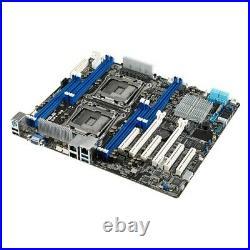 ASUS Z10PA-D8(ASMB8-IKVM) Intel C612 PCH 2011-v3 LGA ATX Desktop Motherboard B