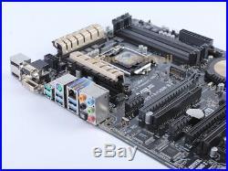ASUS Z97-A/USB 3.1 LGA 1150 Intel Z97 Motherboard DDR3 HDMI DVI SATA3 USB3.0 4K