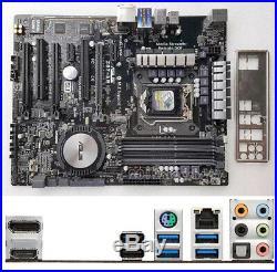ASUS Z97-AR Intel Z97 HDMI SATA 6Gb/s USB 3.0 ATX Motherboard LGA 1150 100% work