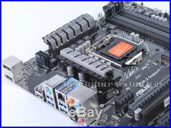 ASUS Z97-AR LGA 1150 Intel Z97 HDMI SATA 6Gb/s USB 3.0 ATX Intel Motherboard