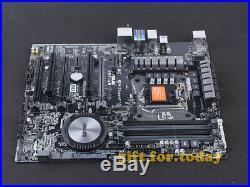 ASUS Z97-AR LGA 1150 Intel Z97 HDMI SATA 6Gb/s USB 3.0 ATX Motherboard With I/O