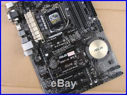 ASUS Z97-K R2.0, LGA 1150, Intel Motherboard Z97 Express ATX DDR3 USB3.0 4K