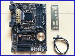 ASUS Z97-K R2.0 LGA 1150 Intel Z97 DVI HDMI USB3.0 4K Motherboard With I/O DDR3