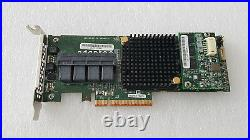 Adaptec ASR-71605 1G 16 port RAID SAS/SATA controller Low profile bracket