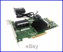 Adaptec ASR-72405 1GB Cache 6Gb/s SAS SATA PCIe Gen 3 RAID Controller Card BBU