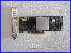 Adaptec Asr-8805e 8805e Sas Controller 8port 12gb/s Sas Pci Express 3.0 X8