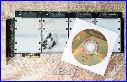 Apricorn PCI-E x4, x16 Raid Controller 4x SATAIII SSD für Mac Pro Mac Array TOP