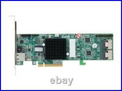 Areca ARC-1264IL-16 PCI-Express 2.0 x8 Low Profile SATA III (6.0Gb/s) RAID Contr