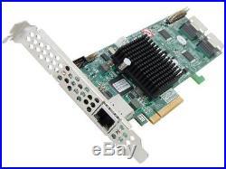 Areca ARC-1264IL-16 PCI-Express 2.0 x8 Low Profile SATA III (6.0Gb/s) RAID NEW