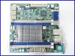 AsRock Rack C2750D4I FCBGA1283 DDR3 1600 / 1333 Mini ITX Server Motherboard