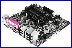 Asrock Intel Celeron Q1900B-ITX J1900 DDR3 Mini ITX Motherboard