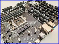 Asus B250 Mining Expert Lga1151 Ddr4 Ethereum Mining Motherboard For Bitcoin