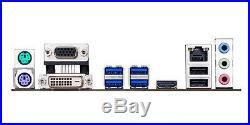 Asus H87M-E ATX Intel H87 Socket LGA 1150 PCI-E 3.0 SATA III Motherboard