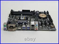 Asus H97M-E LGA 1150/Socket H3 DDR3 SDRAM Desktop Motherboard