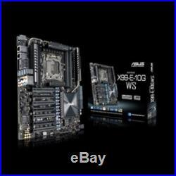 Asus Motherboard X99-E-10G WS Core i7/Xeon S2011v3 X99 DDR4 PCI Express SATA CEB