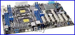 Asus Motherboard Z10PA-D8(ASMB8-IKVM) Xeon E5-2600 v3 C612 DDR4 PCI Express