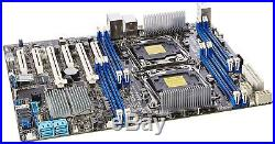Asus Motherboard Z10PA-D8(ASMB8-IKVM) Xeon E5-2600 v3 C612 DDR4 PCI Express SATA