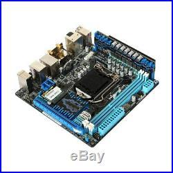Asus P8Z77-I DELUXE 17×17Mini micro ITX Motherboard LGA 1155 Z77 Intel DDR3