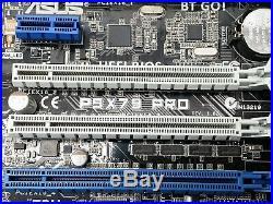 Asus P9X79 Pro Intel LGA 2011 LGA2011 X79 6Gb/s Usb 3.0 DDR3 Atx Motherboard