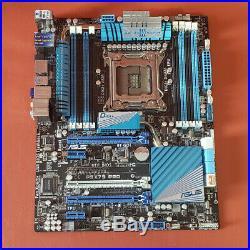 Asus P9X79 Pro Intel LGA2011 6Gb/s Usb 3.0 DDR3 Atx Motherboard