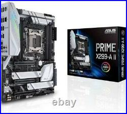 Asus Prime X299-A II ATX LGA 2066 Motherboard