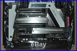 Asus Prime X299-Deluxe II LGA 2066 Intel X299 Thunderbolt 3 ATX Motherboard K1M