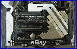 Asus Prime X299-Deluxe LGA 2066 Intel X299 ATX Motherboard J8M