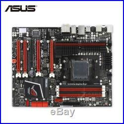 Asus ROG Crosshair V Formula Desktop Motherboard C5F AM3+ 990FX PCI-E3.0 SATA3 U