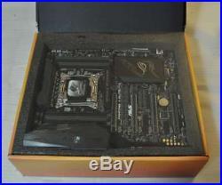 Asus ROG Rampage V Edition 10 LGA 2011-v3 Intel X99 Ext ATX Motherboard GAM #2