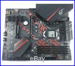Asus ROG STRIX B360-H GAMING Motherboard-ATX 8th Gen LGA 1151 DDR4 M. 2
